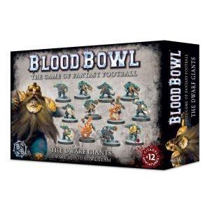 Equipo Enano Blood Bowl Dwarf Giants
