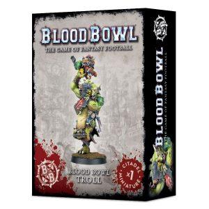 Blood Bowl Troll