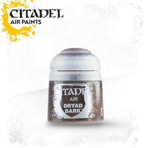 Pintura Marron Oscuro Citadel Air Dryad Bark
