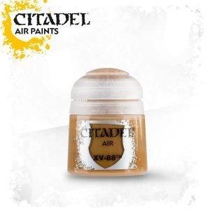 Pintura Marron Citadel Air XV88