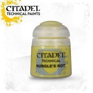 Pintura Efecto Moco Baba Citadel Technical Nurgle Rot