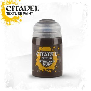 Pintura Efecto Barro Peana Citadel Texture Stirland Mud