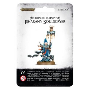 Elfos Marinos Idoneth Warhammer Sigmar Orden Isharann Soulrender