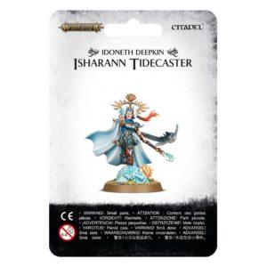 Elfos Marinos Idoneth Warhammer Sigmar Orden Isharann Tidecaster