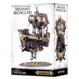 Kharadron Warhammer Sigmar Enanos Orden Arkanaut Ironclad