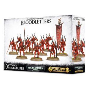 Desangradores Khorne Warhammer 40k Sigmar Caos BloodLetters