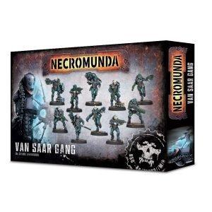 Necromunda Banda Van Saar Gang