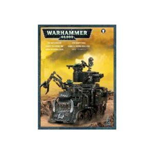 Karro Guerra Orkos Orks Warhammer 40k Battlewagon