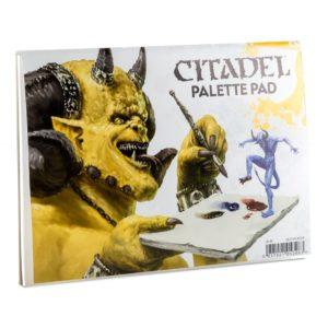 Palette Pad Accesorios Pintura Paletas Citadel