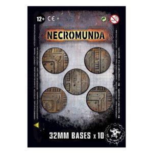 Peanas Necromunda 32