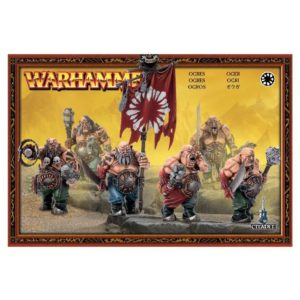 Ogors Warhammer Sigmar Ogros Toro