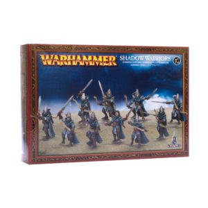 Avelorn Sombrios Silvanos Warhammer Sigmar Orden Sisters of the Watch Shadow Warriors