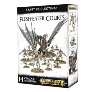 Necrofagos Ghoul No Muertos Warhammer Sigmar Start Collecting Flesh eater courts