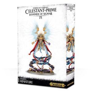 Sigmarine Stormcast Warhammer Sigmar Orden Celestant Prime