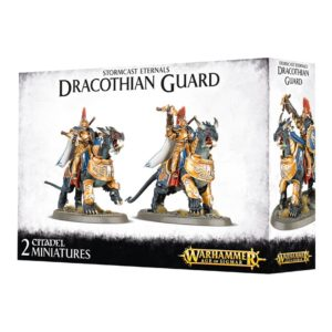 Sigmarine Stormcast Warhammer Sigmar Orden Dracoth Dracothian Celestant