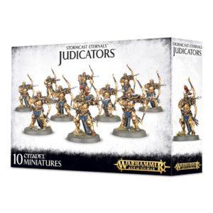 Sigmarine Stormcast Warhammer Sigmar Orden Judicators