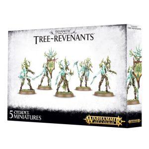 Sylvaneth Warhammer Sigmar Orden Tree Revenants Spite