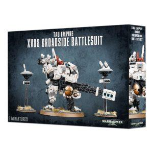 Armadura Apocalipsis Battlesuit Imperio Tau Broadside Empire Warhammer 40k