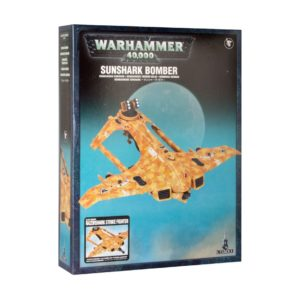 Tiburon Solar Imperio Tau Empire Warhammer 40k Sunshark Razorshark