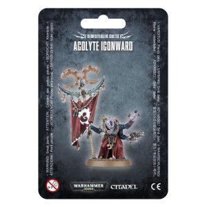 Acolito Icono Gambas Tiranidos Tyranids Culto Genestealer Cult Warhammer 40k Acolyte Iconward